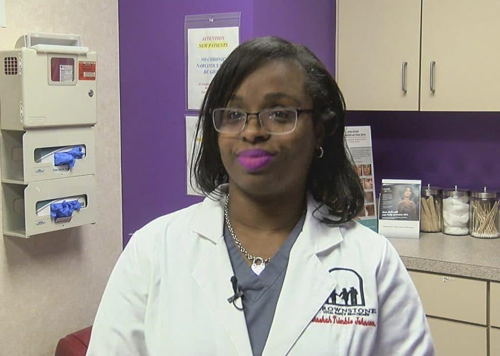 """Dr. Ankrehah Trimble Johnson aka """"Dr Kre"""""""