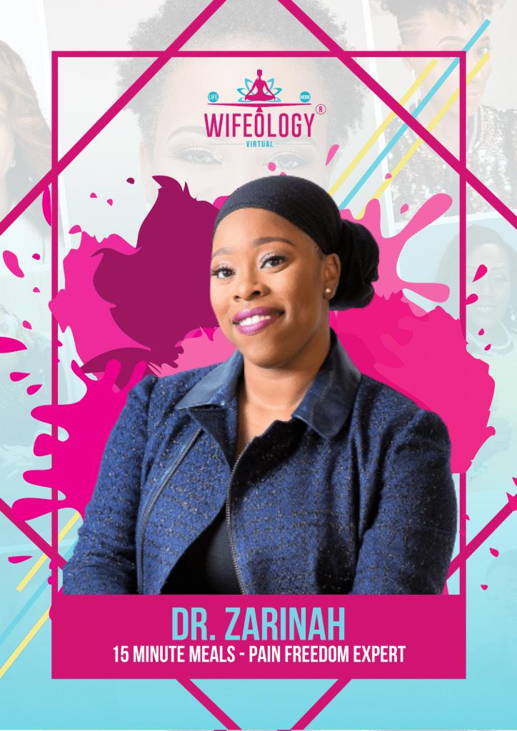 Dr. Zarinah
