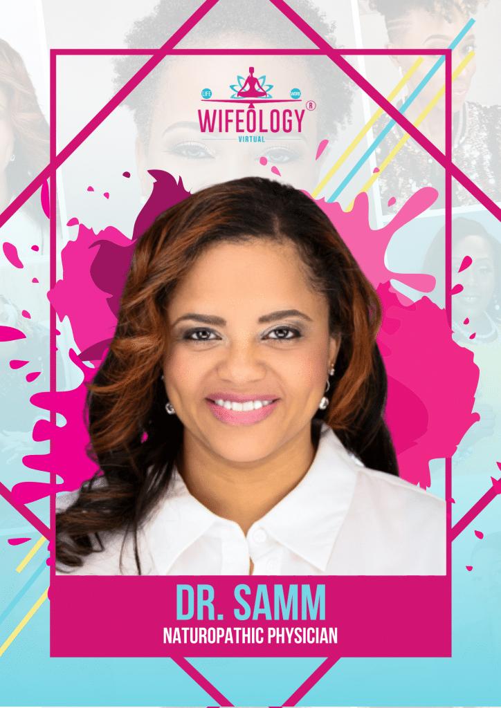 Dr. Samm