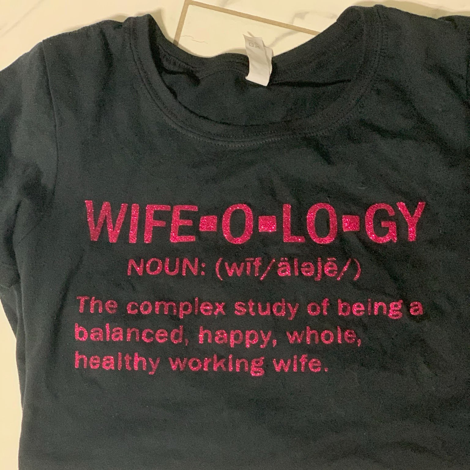 Wifeology Tee Shirt