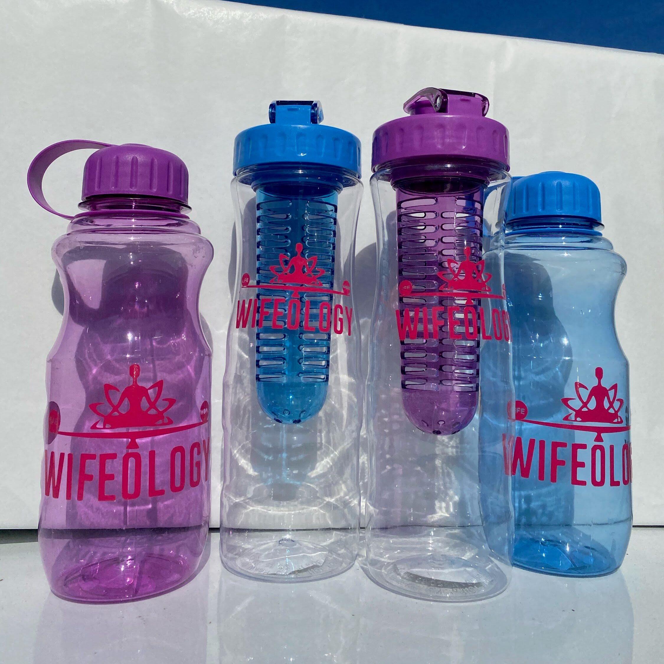 Wifeology Water Bottle